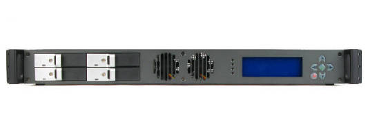 Rackmount Case offers customizable faceplate options.