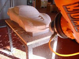 Robot Interface facilitates multi-axis machining operations.