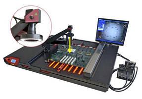 Rework System supports IR temperature measurement sensors.