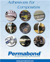 Bonding Adhesives bond all types of composite materials.