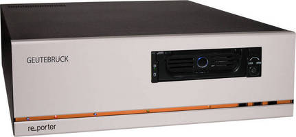 Surveillance Video Storage System has hot-swappable hard disks.
