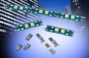 Connector-Less Contact System optimizes lateral PCB alignment.