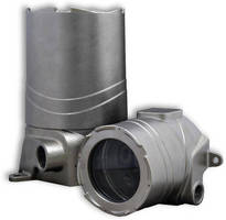 Explosion-Proof Instrument Enclosure comes in stainless steel.