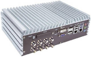 Hybrid Embedded System suits video surveillance applications.