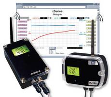 Wireless Sensor System provides Web-based monitoring.