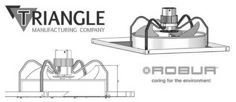 Triangle Manufacturing Partners with Robur for High-Efficiency HVAC Solutions