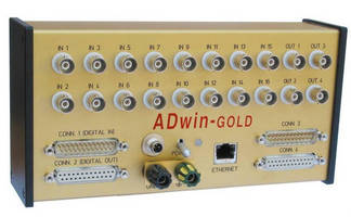 ADwin Data Acquisition Systems for Rotating Machine Applications