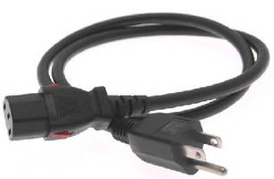 Locking Connectors feature NEMA 5-15P rating.
