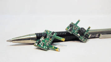 LED Power Supply suits hand-held medical or industrial devices.