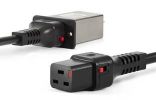 Power Cords with Locking System work with existing IEC inlets.