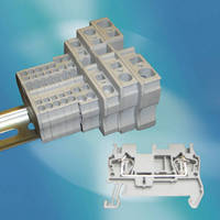 New Spring Clamp Terminal Block Equivalents