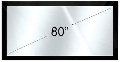 "Abrisa Technologies Offers Screen Printing on 80"" Diagonal Glass for Display Applications"