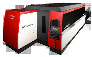 Fiber Laser offers 0.0019/20 in. positioning accuracy.
