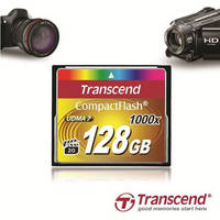 Capture Stunning Cinematic Experiences with Transcend's 1000x CompactFlash Card