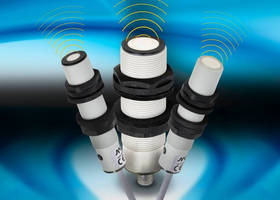AutomationDirect Expands Ultrasonic Sensor Line