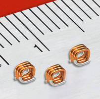 Air Core Inductors operation in ambient conditions up to 240°C.