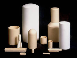 Magnesium Oxide Ceramics withstand temperatures up to 4,000°F.