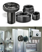 Fixture Locator enables machining of multiple parts/load.