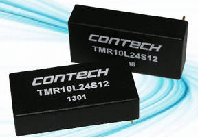 DC/DC Converters feature UL 60601 medical approval.