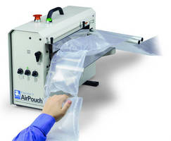 AirPouch® Protective Packing Systems Create Inflatable Packing Materials on Demand