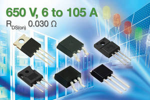Vishay Intertechnology to Showcase Latest Power MOSFETs, Passive Components, and Diodes at PCIM Europe 2013