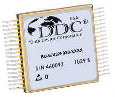 Dual Transceiver/Transformer Device is space qualified.