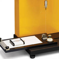 Sliding Friction Tester is used to measure tactile qualities.