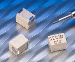 Non-Magnetic Inductor suits magnetically sensitive applications.
