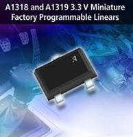 Automotive Grade Linear ICs target 3.3 V supply rail applications.