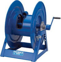 Hose Reels support pressures up to 3,000 psi.