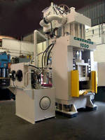 Greenerd Builds New Hydraulic Coining Press for Global Parts Network