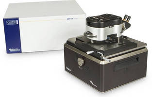 Atomic Force Microscope offers several operational modes.