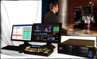 Broadcast Pix Teams with EZNews to Provide Affordable News Automation Systems