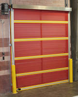Roll-Up Screens and Doors offer high-speed operation.
