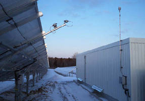 CWS Integrates New Solar Radiation Sensor for Solar Panel Monitoring