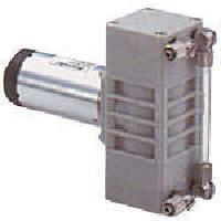 Miniature Diaphragm Air Pump offers chemical resistance.