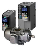 Motor/Drive Combinations are suited for industrial motion control.