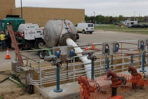 Inland Pipe Rehabilitation Installs Cured-In-Place Pipe Renewal System at Dallas Water Utility, Saving the City Significant Money and Avoiding Lengthy Shutdown