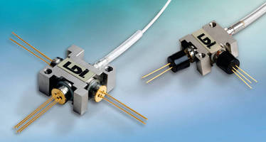 Fiber-Coupled Lasers come in dual-, triple-wavelength variants.