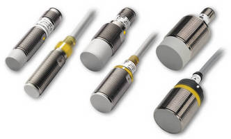 Inductive Proximity Sensors can be used in hazardous locations.