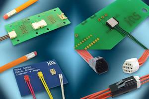 Wire/Board Connectors facilitate solid state lighting designs.