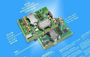 Surface Mount DC/DC Converter delivers up to 468 W.