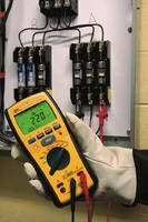 Insulation Meter identifies dangerous electrical wiring.