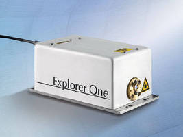 Actively Q-Switched UV Lasers come in 349 and 355 nm versions.