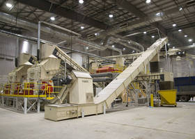 Vecoplan Commissions Feedstock Preparation System as Part of Waste-to-Biofuels Project for the City of Edmonton
