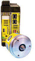 Safety Encoders and Input Modules maximize machine safety.