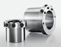 Shaft Locking Bushing ensures roll forming wheels stay aligned.