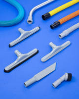 Commercial Floor Care Kits come with accessories and hose.