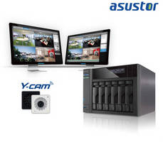 ASUSTOR Announces Integration Partnership with Y-cam Solutions