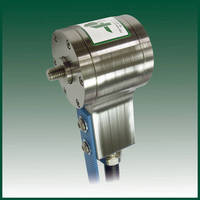 Rotary Shaft Encoder consists of 304 or 316 stainless steel.